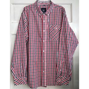 MENS LRG Button Down Shirt